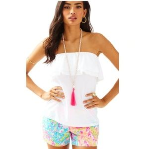 Lilly Pulitzer Rilo Tube top